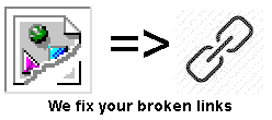 Broken Links logo